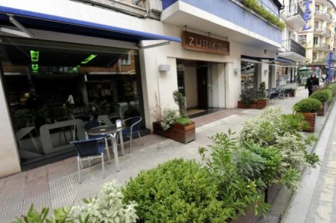 CAFETERÍA ZUBIKOA-DISCO BAR Z65